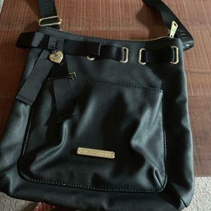 Black Juicy Couture crossbody purse